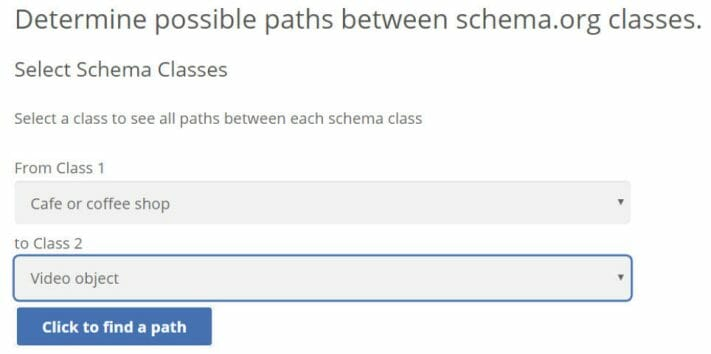 Schema Paths Example