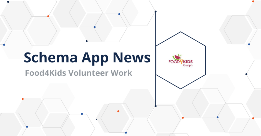 Calling all Small Businesses – Join Schema App and Make a Donation to Food4Kids