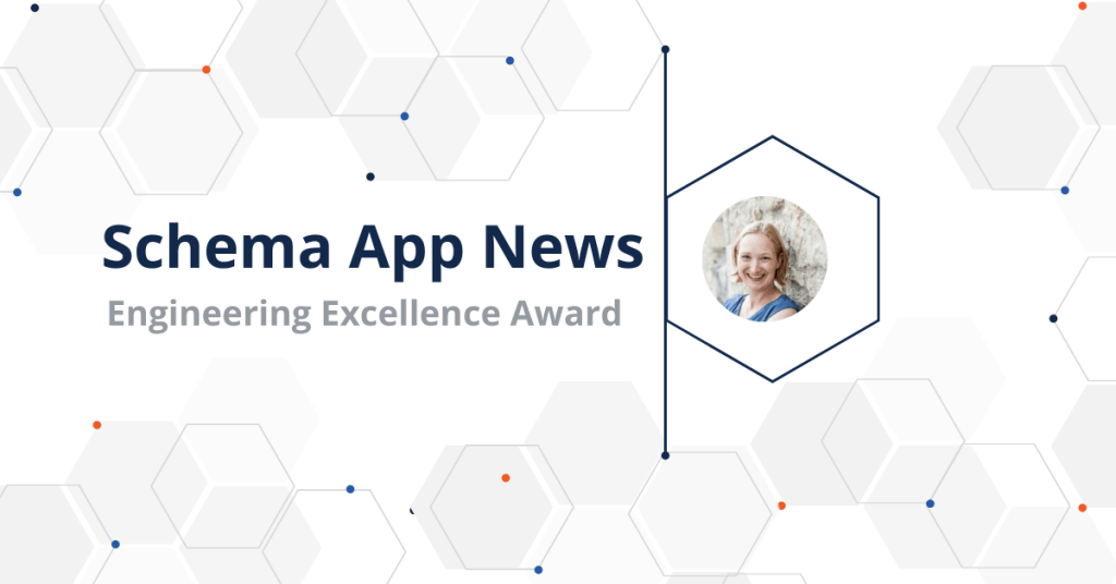 """Schema App CEO Awarded """"Engineering Excellence"""" at 125th year celebration with Queen's University Engineering"""