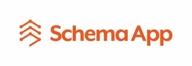 An image of Schema App's new logo
