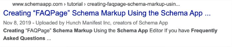 Without Schema