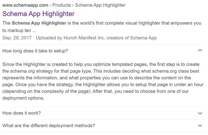 Highlighter FAQs
