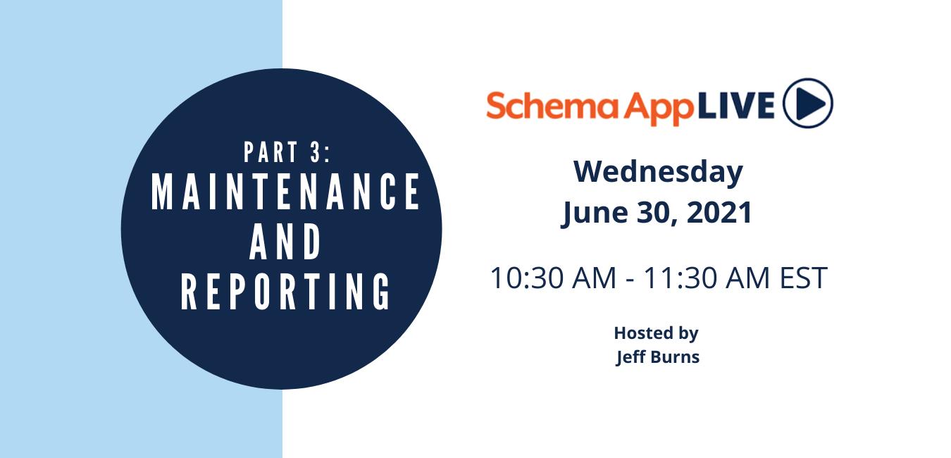 Schema App Live June 30