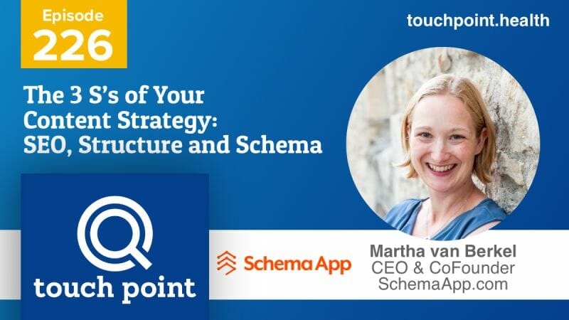 Martha Touch Point Podcast