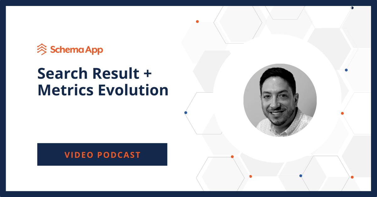 Search Result + Metrics Evolution