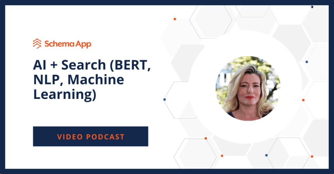 AI + Search (BERT, NLP, Machine Learning)