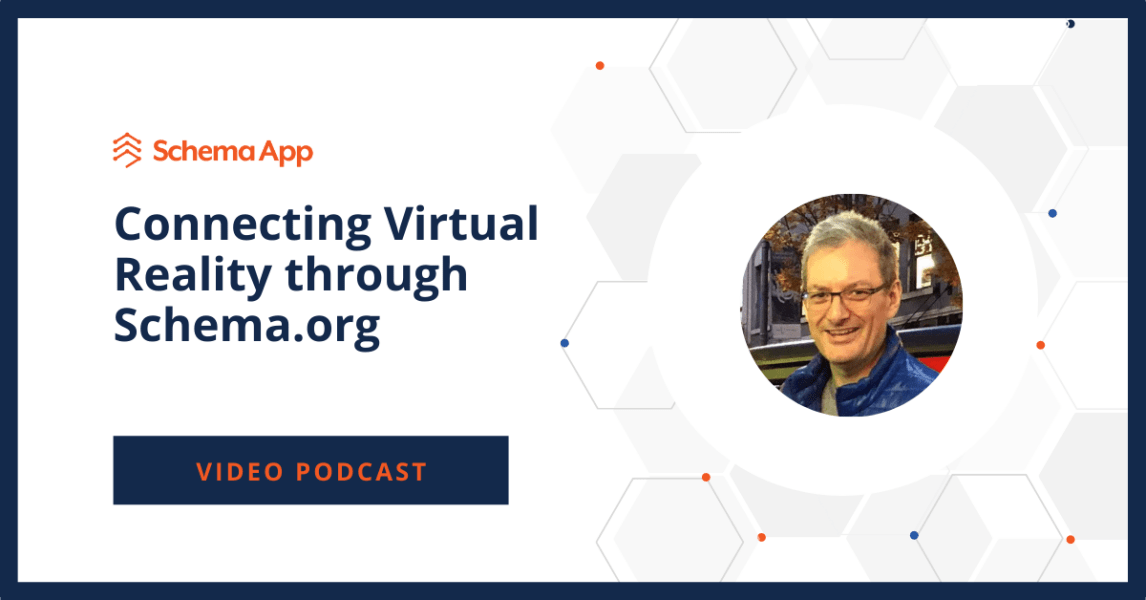 Connecting Virtual Reality through Schema.org